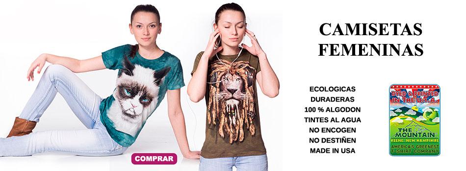 camisetas femeninas de lo más divertidas